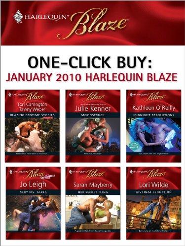 One-Click Buy: January 2010 Harlequin Blaze (English Edition)