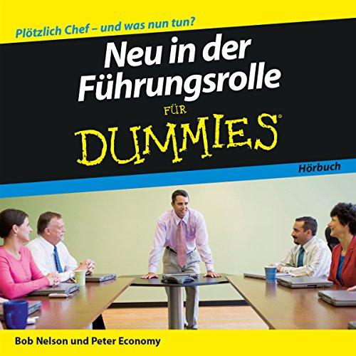 Neu in der Führungsrolle für Dummies cover art