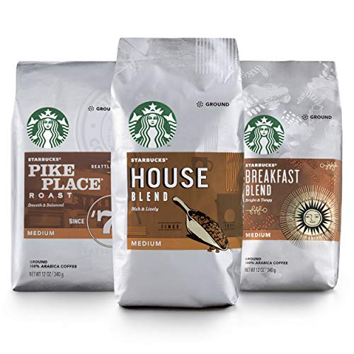 Starbucks Medium Roast Ground Coffee