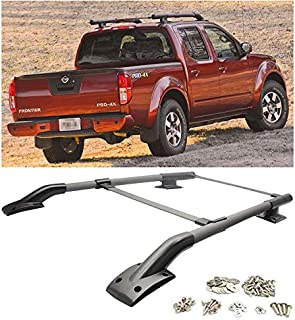 Extreme Online Store for 2005-2017 Nissan Frontier | EOS Factory OEM Style Roof Rack Rail Cross Bar Luggage Carrier