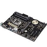 MPGIO Placa de Escritorio fit for ASUS Z97-K LGA 1150 DDR3 USB2.0 USB3.0 32GB para Placa Base I3 I5 I7 CPU Z97