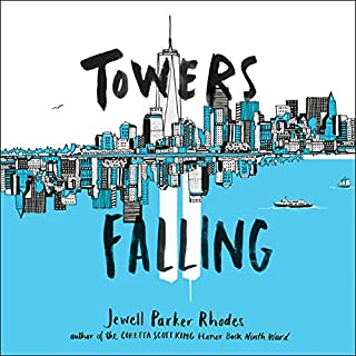 Towers Falling audiobook cover art