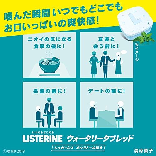 LISTERINE(リステリン)ウォータリータブレット16個入