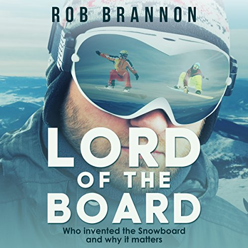 Lord of the Board audiobook cover art