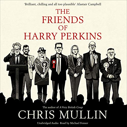 The Friends of Harry Perkins audiobook cover art