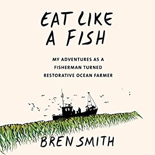 Eat Like a Fish audiobook cover art