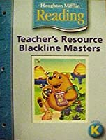 Theme Skills Tests Blackline Masters (Houghton Mifflin Reading, A Legacy of Literacy, Kindergarten) 0618173021 Book Cover
