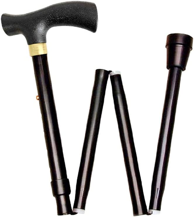 Folding Walking Stick New product type Adjustable Cane Collapsibl 70% OFF Outlet Metal Aluminum