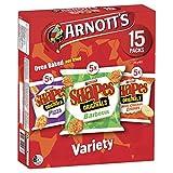 Arnott's Shapes Variety 15 Pack 375g