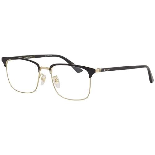 ec1dadecaa4 Gucci GG0130O Metal Square Eyeglasses