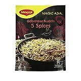 Maggi Magic Asia Gebratene Nudeln 5 Spices, leckeres Fertiggericht, Instant-Nudeln, asiatisch gewürzt, 12er Pack (12 x 128g) (Lebensmittel & Getränke)