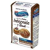 Le Farine Magiche Farina Integrale ai 7 Cereali, altamente digeribile, gusto rustico e tip...