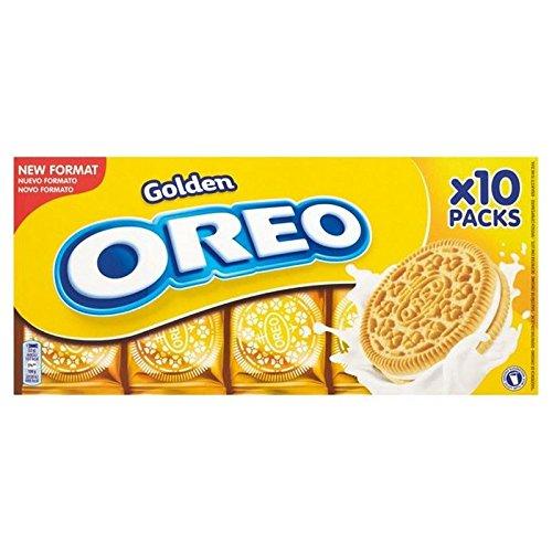 Golden Oreo Sandwich Kekse Snack-Pack 220G