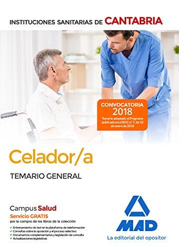 Celador/a de las Instituciones Sanitarias de la Comunidad Autónoma de Cantabria. Temario general