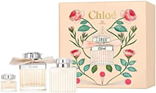 Chloe for Women Eau de Parfum 75ml+5ml Mini+100ml Bl Set