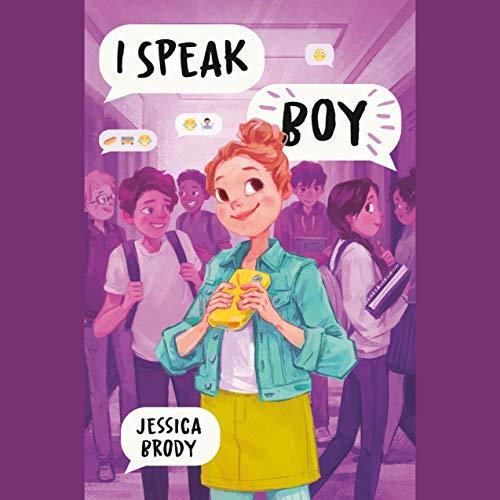 I Speak Boy cover art