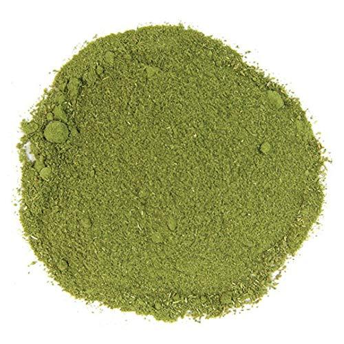 Frontier Co-op Alfalfa Leaf Powder, Certified Organic, Kosher   1 lb. Bulk Bag   Medicago sativa L.
