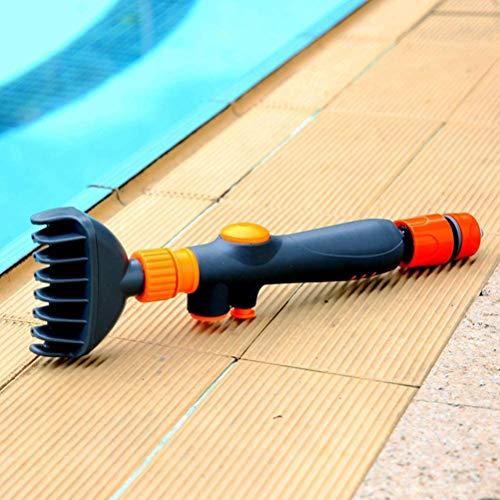 TAIPPAN Filtro de chorro limpiador Limpiador de filtros de cartucho de mano SPA Cartridge Piscina Bañera de hidromasaje Spa Varita de agua Cartucho Cepillo de limpieza
