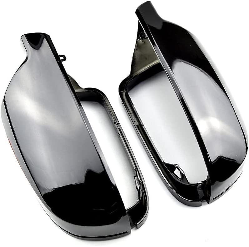 BAWAQAF Fit for Audi A4 B8.5 Mirror Rearview housi Store Austin Mall 2011-2016 Car
