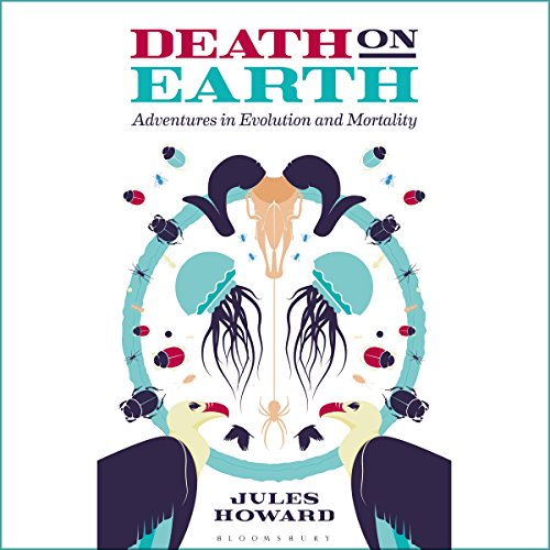 Death on Earth audiobook cover art