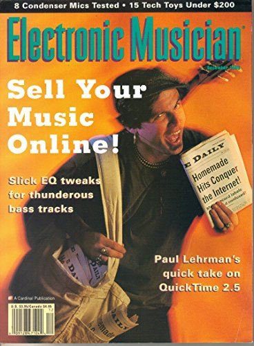 Electronic Musician Magazine, December 1996 (Vol. 12, Issue 12)