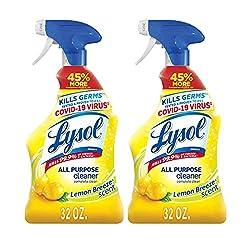 Image of Lysol All Purpose Cleaner,...: Bestviewsreviews