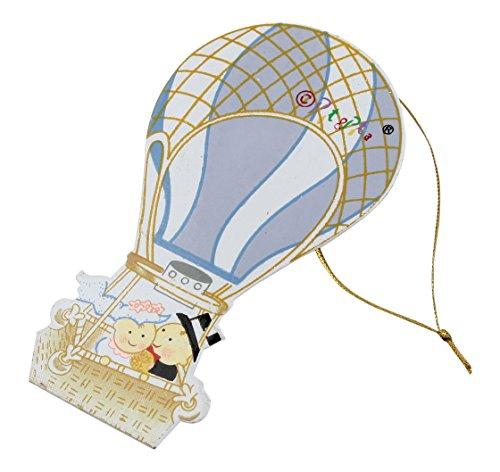 Mopec Pit&Pita in ballon, verpakking met 25 stuks, karton, 250 g, blauw, 5,00 x 9,50 x 16,50 cm