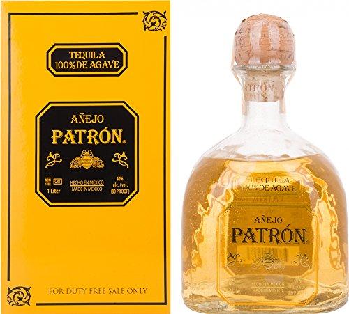 Patrón Tequila Anejo mit...