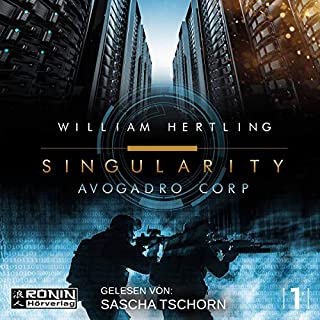 Avogadro Corp. (Singularity 1) Titelbild