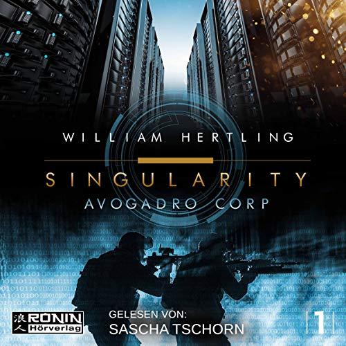Couverture de Avogadro Corp. (Singularity 1)