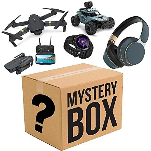 Caja Misteriosa: ¡Es Un Buen Regalo! Existe La Posibilidad De Abrir: Varios Dispositivos Electrónicos - Drones/Relojes Inteligentes, Etc.Todo Lo Posible - Artículos Son Nuevos (Aleatorios)