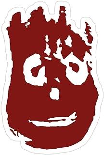 Hik kal Shop Wilson Stickers (3 Pcs/Pack)