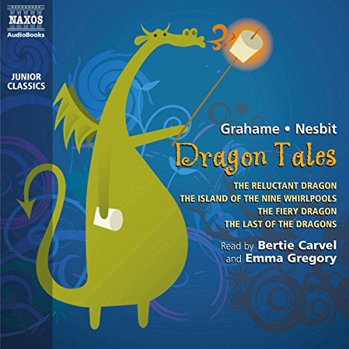 Dragon Tales audiobook cover art