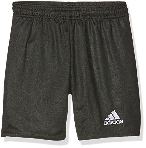 Adidas Parma 16 Sho Wb Short per Uomo, Nero/ Bianco (Nero/Bianco), IT : 7-8 anni ( Taglia produttore : 128 )