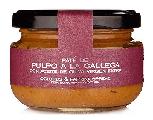 LA CHINATA -Paté de Pulpo a la Gallega con Aceite de Oliva Virgen Extra 125 gr