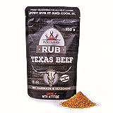 Sazonador Poppamies Texas Beef - Adobo seco y Condimento para...
