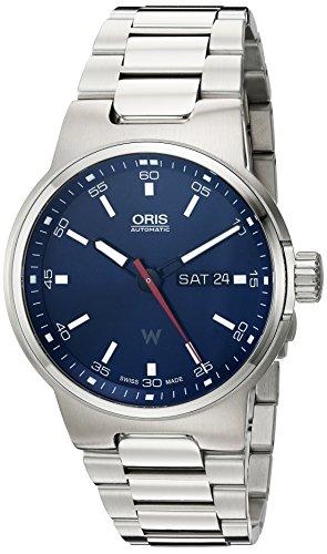 'da uomo Oris Williams F1' Svizzero Automatico in acciaio inox orologio,...