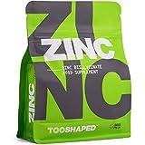 PERCHÈ BISGLICINATO? Gli studi dimostrano che lo zinco bisglicinato (un chelato) è caratterizzato da una biodisponibilità fino al 43% superiore rispetto allo zinco gluconato, citrato o picolinato. EFFETTO: Integratori di zinco sotto forma di compress...