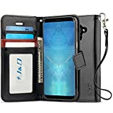 J&D Case Compatible for Samsung Galaxy A8 2018 Case, [Wallet...