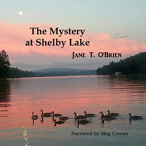The Mystery at Shelby Lake audiobook cover art
