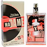 Jean Paul Gaultier Madame Rose N Roll Eau De Toilette Spray for Women, 2.5 Ounce by Jean Paul Gaultier