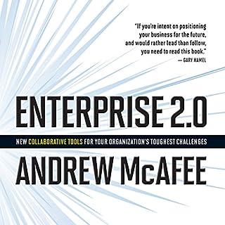 Enterprise 2.0 audiobook cover art
