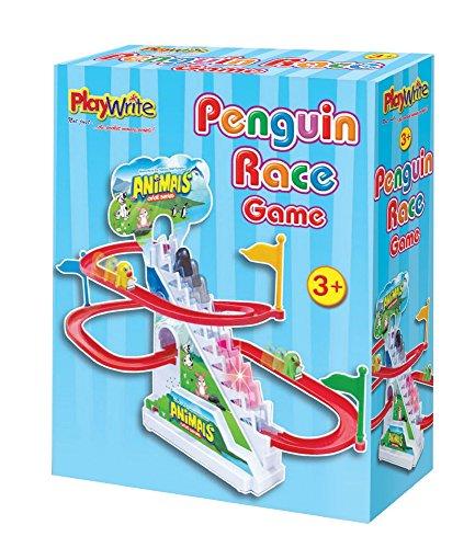Pinguin Rennfahren Spiel