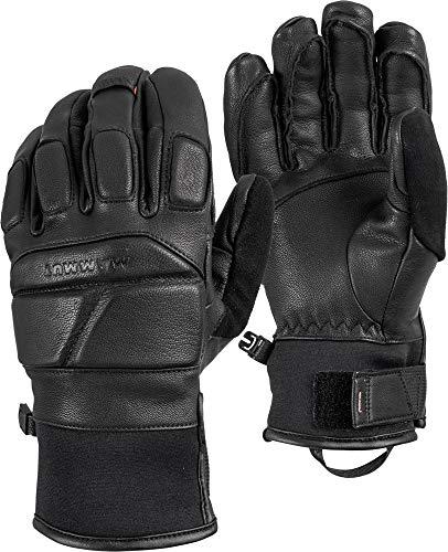 Mammut La Liste Handschuhe, Black, 12