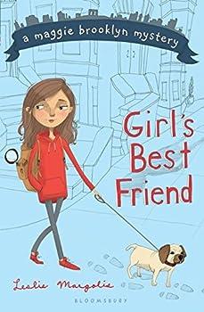 Paperback Girl's Best Friend (A Maggie Brooklyn Mystery) Book