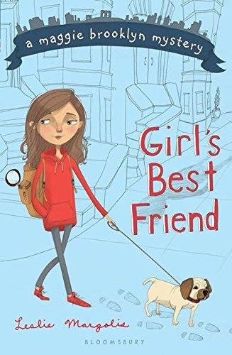 Girls Friend Maggie Brooklyn Mystery