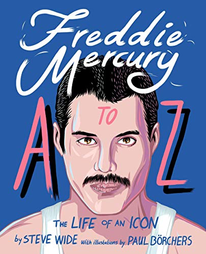 Freddie Mercury A to Z PDF Books
