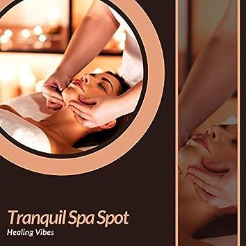 Tranquil Spa Spot - Healing Vibes