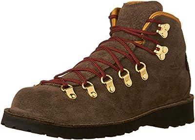 Danner Men's Mountain Pass Lifestyle Boot, Major Brown, 9 2E US