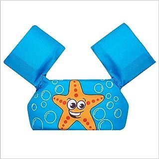 Arm Bands Children Floation Swimsuit,Toddler Swimming Float Vest, Swim Training Jacket for 2-6 Years Boys Girls,Arm Sleeve...
